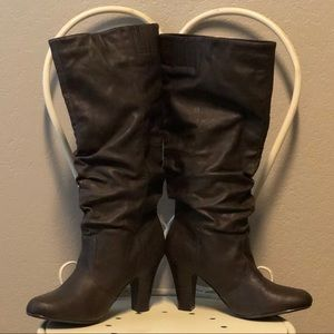 Shoes - LIKE NEW - Tall Heeled Boots
